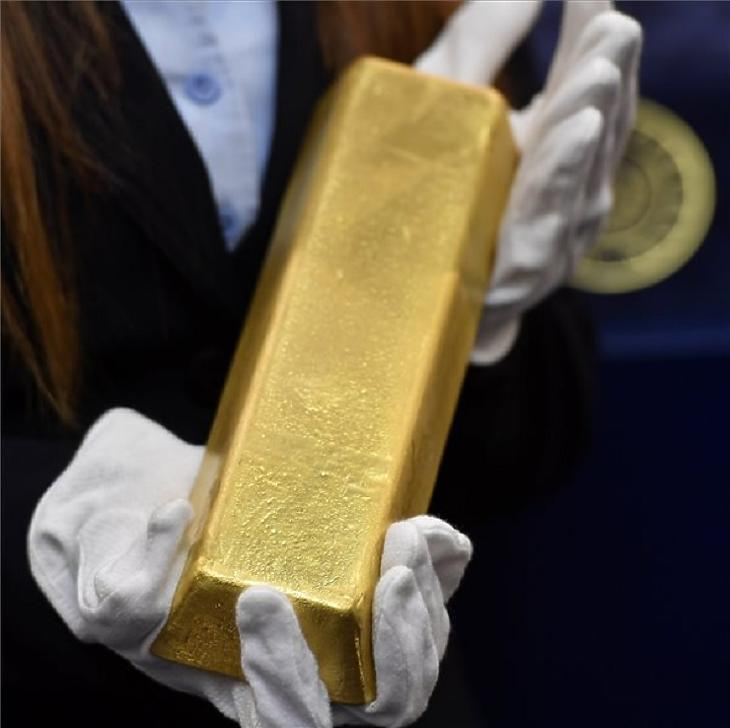 Most lehet nagyot szakítani az arannyal?